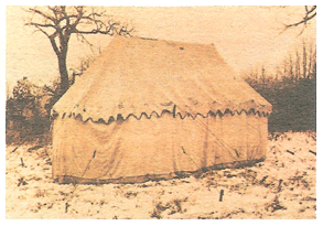 After three days in the tent he issued orders and specifications for the building of log houses to replace tents then retired for the winter to the ... : rugged tents - memphite.com